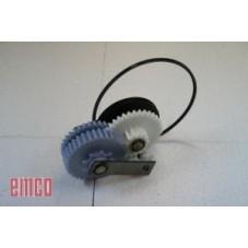 ADVANCE GEAR comp. f. REX 2000 with V-Belt