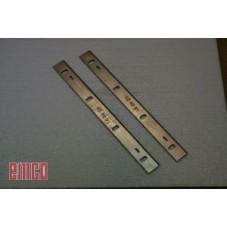 EMCO HOBELMESSER/HSS 2 Stk. 263x25x3mm